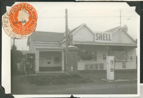 Post Office, Peterborough, 1969