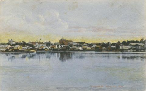 Queenscliff from the Bay