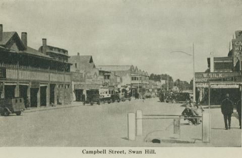 Campbell Street, Swan Hill