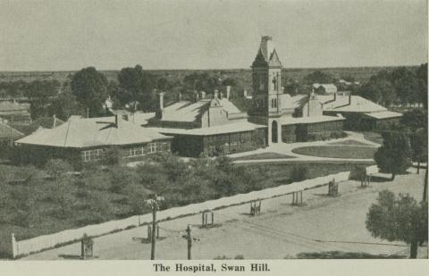 The Hospital, Swan Hill