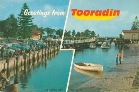 The Foreshore, The Jetty, Tooradin