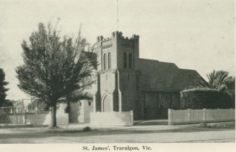 St James, Traralgon