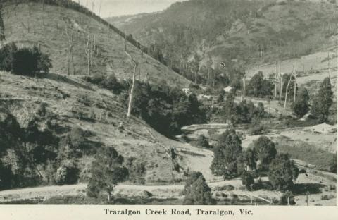Traralgon Creek Road, Traralgon