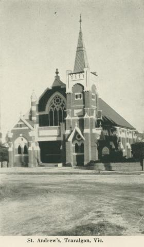 St Andrew's, Traralgon