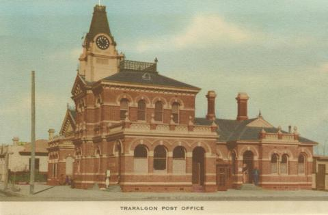 Traralgon Post Office