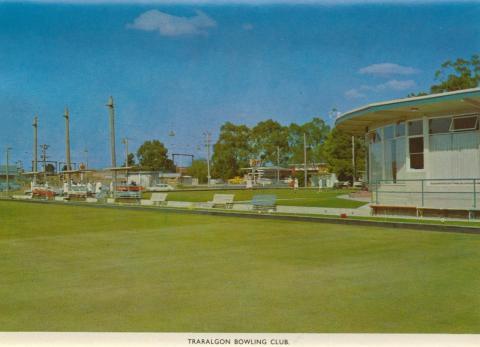Traralgon Bowling Club