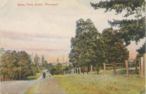 Bona Vista Road, Warragul