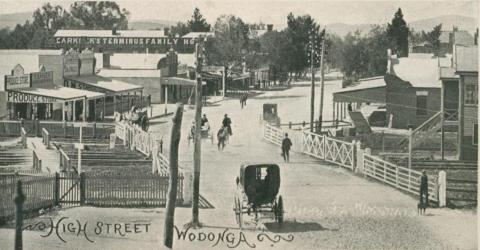 High Street, Wodonga