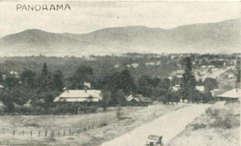 Panorama, Yackandandah
