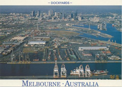 Dockyards, Melbourne