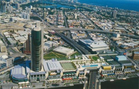 Crown Casino, Melbourne, 1998