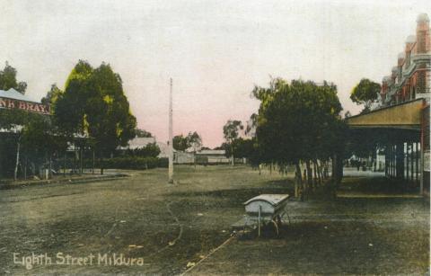 Eighth Street, Mildura