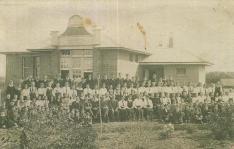 Mildura High School, c1916