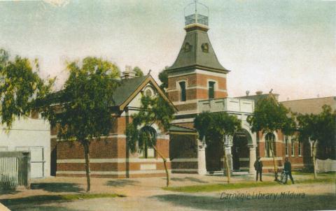 Carnegie Library, Mildura