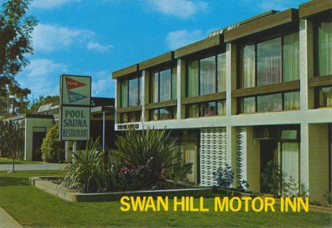 Swan Hill Motor Inn