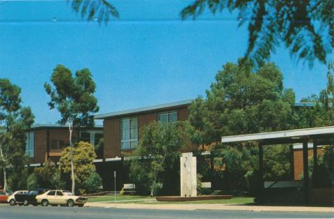 Civic Centre, Shepparton