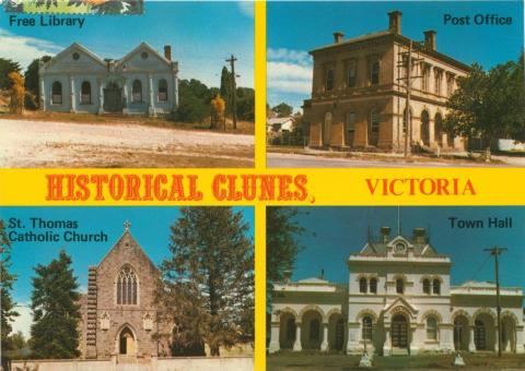 Historical Clunes
