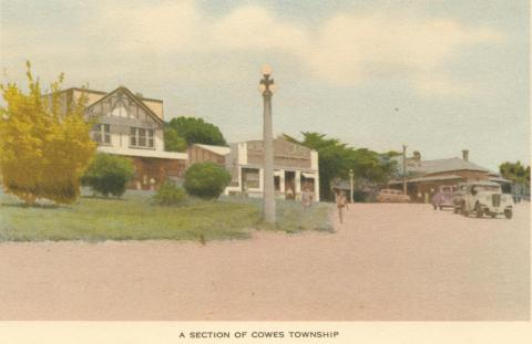 Cowes township