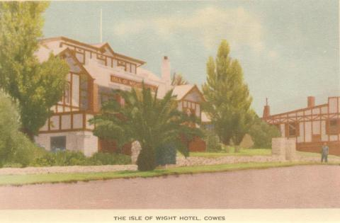 Isle of Wight Hotel, Cowes