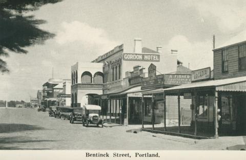 Bentinck Street, Portland