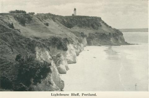 Lighthouse Bluff, Portland