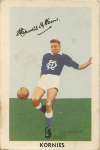 Maxwell Wenn, Oakleigh Football Club, Kornies Card