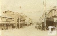 Main street, Carlton, c1908