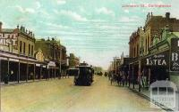 Johnston Street, Collingwood, c1910