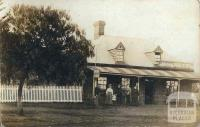 Minns Hotel, Melton, 1920
