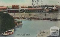 Mordialloc Creek, c1910