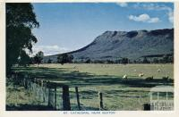 Mt Cathedral near Buxton, 1965