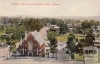 Wesleyan Church and Hospital, Ararat