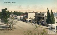 Avoca High Street, 1911