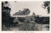 Lerderberg [Lerderderg] River, Bacchus Marsh