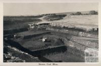 Brown Coal Mine, Bacchus Marsh