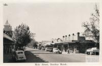 Main Street, Bacchus Marsh