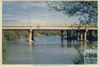 Highway Bridge over the Mitchell River, Bairnsdale