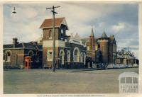 Post Office, Court House and Shire Offices, Bairnsdale