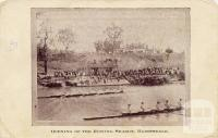Opening of the Rowing Season, Bairnsdale