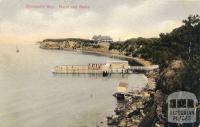 Hotel and Baths, Beaumaris Bay