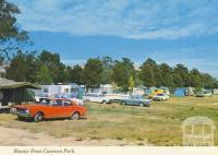 Caravan park, Bonnie Doon