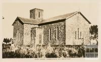 Scot's Church, Campbellfield, 1855, North View