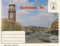 Barker Street, Castlemaine