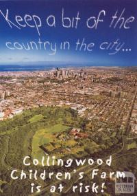Collingswood Children's Farm, 2002