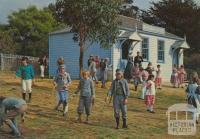 School House, Sovereign Hill, Ballarat