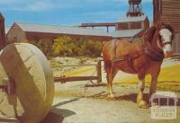 The Chilean Mill Ore Crusher, Sovereign Hill, Ballarat