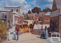 Main Street, Sovereign Hill, Ballarat