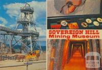 Sovereign Hill Gold Mining Township, Ballarat