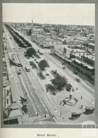 Sturt Street, Ballarat, 1918