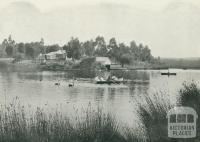 Jubilee Park, Daylesford, 1918